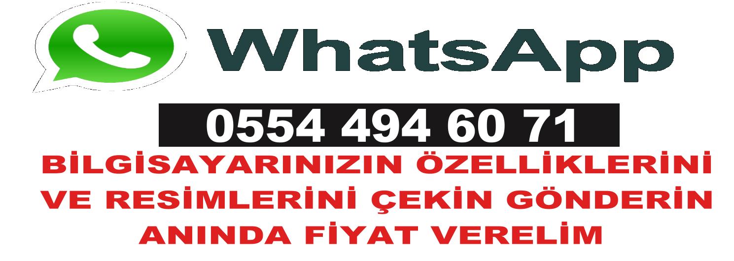 whatsapp destek hattı
